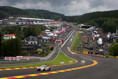 NISSAN BACK TO SPA 24 ON THE 25TH ANNIVERSARY OF VICTORY