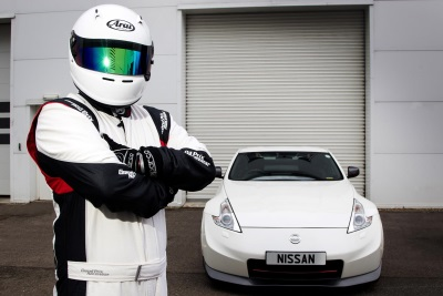 THE HELMET COMES OFF: NISSAN REVEALS THE IDENTITY OF ITS SECRET STIG