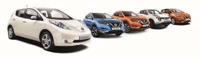 New Nissan 'Switch Scheme' Wants Drivers To Swap Their Older Vehicles And Turn On To All-Electric