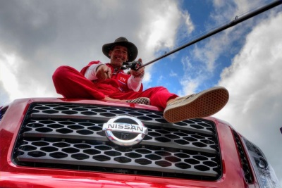 Nissan Titan Lands Association With Renowned Whitewater Kayaker, Kayak Builder And Pro Fisherman Eric Jackson