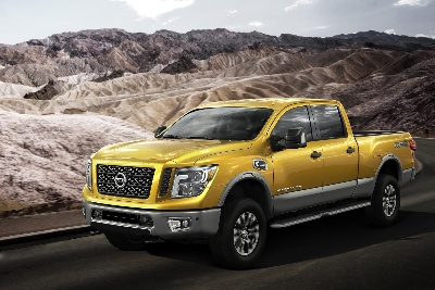 CUMMINSNOW: 2016 NISSAN TITAN XD PUBLIC SHOWINGS SCHEDULED FOR LOS ANGELES AREA
