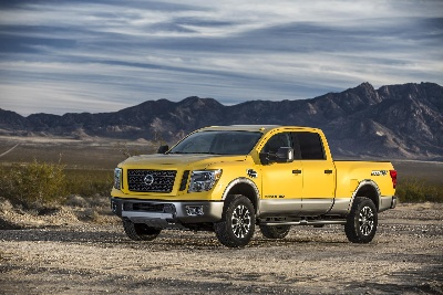 2016 NISSAN TITAN XD AIMS AT OUTDOORSMEN, HITS TARGET AT SHOOTING, HUNTING AND OUTDOOR TRADE (SHOT) SHOW