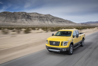 NISSAN TITAN XD NAMED AUTOBYTEL '2016 PICKUP TRUCK OF THE YEAR'