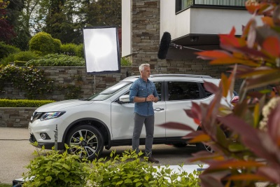 Nissan Kicks Off New UEFA Champions League Campaign #Gettherewithginola