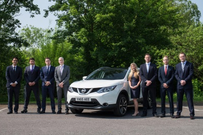 NISSAN BOOSTS UK FLEET TEAM WITH KEY APPOINTMENTS AND STRUCTURAL CHANGES