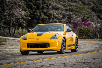 Nissan Announces U.S. Pricing For 2018 370Z Coupe, 370Z Nismo And 370Z Roadster