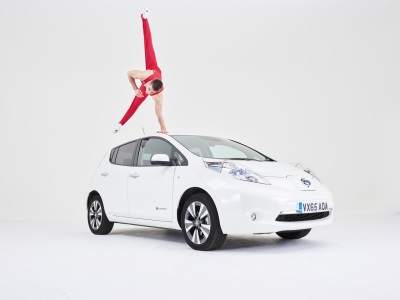 NISSAN TAKES WHITLOCK CELEBRATIONS TO THE MAX WITH GOLD LEAF