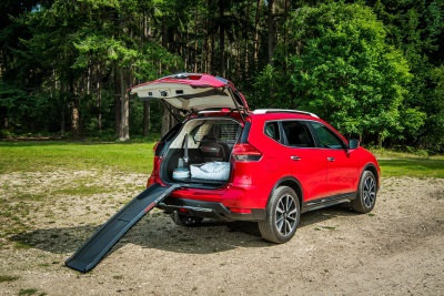 Nissan X-Trail's New 'Paw Pack' Is The Paw-Fect Kit For Canine Adventures