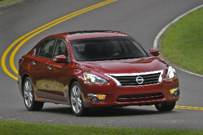 Nissan Sales Up 24.7% On Record May U.S. Sales