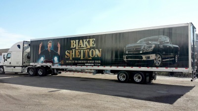 Nissan Partners With Blake Shelton To Bring Its American Titan To Country Music Fans Across The U.S.