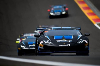 Riccardo Agostini And Trent Hindman Win From Pole In Second Lamborghini Super Trofeo North America Race At Watkins Glen