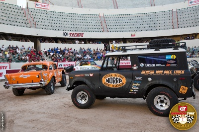NORRA ANNOUNCES OFFICIAL DATES FOR 2014 GENERAL TIRE NORRA MEXICAN 1000 RALLY