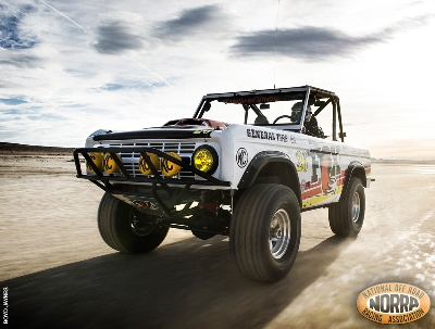 NORRA'S 'HAPPIEST RACE ON EARTH' TAKES SHAPE FOR 6TH ANNUAL GENERAL TIRE MEXICAN 1000 RALLY