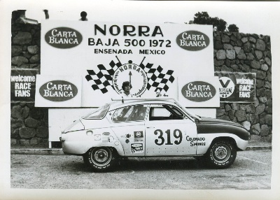 NORRA BRINGS BACK HISTORIC 'OFFICIAL PHOTO' BACKDROP FOR 2015 GENERAL TIRE MEXICAN 1000