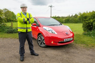 Northern Powergrid And Nissan Sign An Industry Leading Partnership