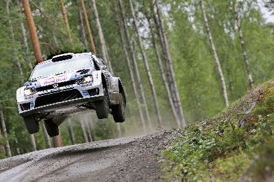 OGIER AND LATVALA TAKE ON ALÉN, KANKKUNEN AND CO.: LEGENDS AND STARS LINE UP AT THE 'NESTE OIL RALLY HELSINKI BATTLE'