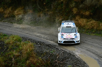 THE OGIER AND LATVALA SHOW: ONE-TWO FOR VOLKSWAGEN IN WALES
