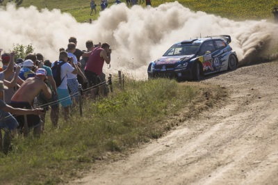EXPERIENCE TRIUMPHS OVER YOUTH - JUST: OGIER DEFEATS MIKKELSEN AS VOLKSWAGEN CLAIMS ONE-TWO IN POLAND