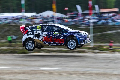 OLSBERGS MSE FORD CONTINUES PODIUM STREAK IN SWEDEN; ANDREAS BAKKERUD SCORES SECOND PLACE IN ACTION-PACKED FINAL