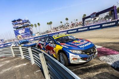 Olsbergs MSE, Honda Conclude The 2017 Red Bull Global Rallycross Season
