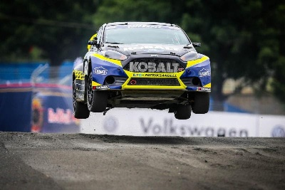 OLSBERGS MSE AIMS FOR FOURTH-STRAIGHT RALLYCROSS TITLE