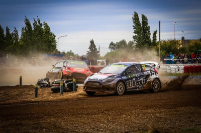 OLSBERGS MSE FORD WINS FIA WORLD RALLYCROSS CHAMPIONSHIP TEAMS' TITLE