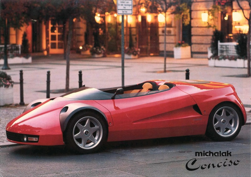 Is This The World's Most Exciting Concept Ferrari
