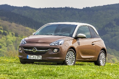 Drive for Half the Price: New Opel ADAM LPG Reduces Fuel Costs