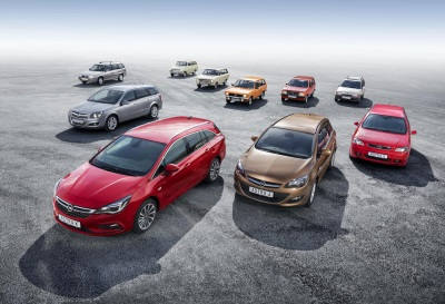 New Opel Astra Sports Tourer: Successful Station Wagon Rich in Tradition