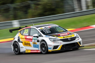 All Systems Go for Opel Astra TCR's Second Season