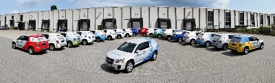 Opel and GM Fuel Cell Fleet Tops 3 Million Miles
