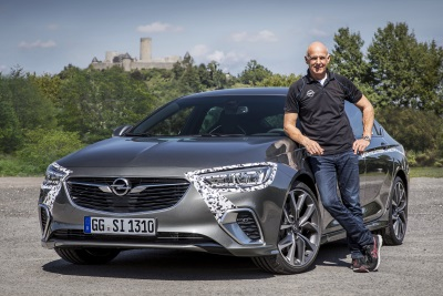All-New Vauxhall Insignia GSI Is Fastest-Ever Vauxhall At 'Ring