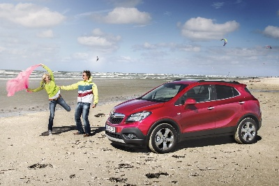 Opel Achieves 7.7 Percent Market Share