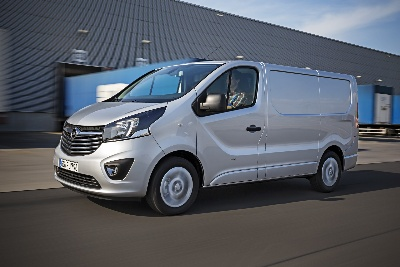 Ecomotor Award: New Opel Vivaro is 'Best Commercial Vehicle'