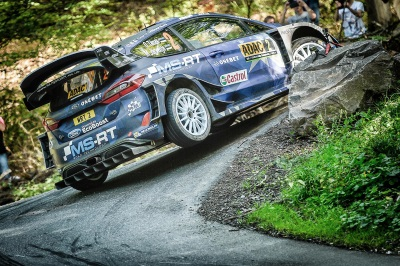 Ott Tänak Answers Red Bull TV'S Questions After His Impressive Rallye Deutschland Win