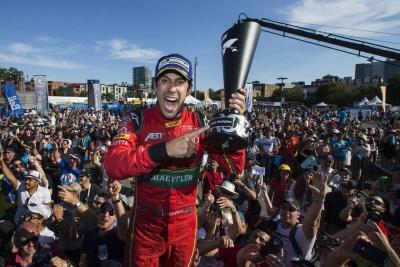 Save The Date – Audi Presents Formula E Team Via Livestream