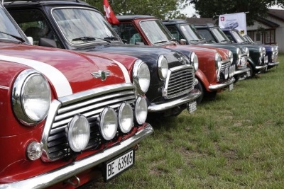 Mugello to become a hotspot for classic Mini fans