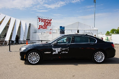 BMW PRESENTS FRIEZE SOUNDS AT THE FRIEZE ART FAIR NEW YORK