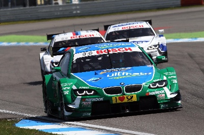BMW Motorsport Opens Dtm Season With One-Two – Farfus Triumphs Ahead Of Werner, Five Bmw M3 Dtms In The Points