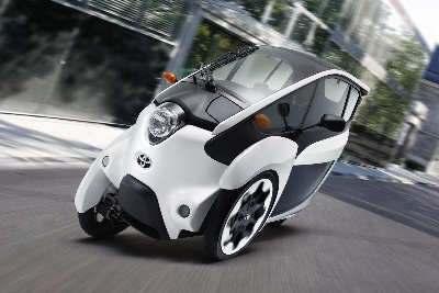 Park24 and Toyota to Trial i-ROAD Sharing Service in Central Tokyo