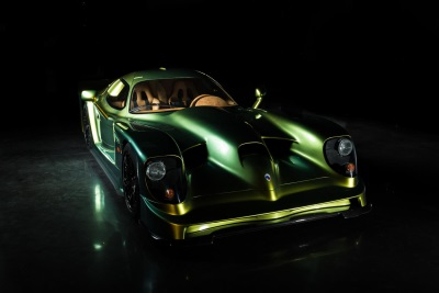 PANOZ UNVEILS RESTORED, ONE-OF-A-KIND ESPERANTE GTR-1 AT THE 2015 DUBAI INTERNATIONAL MOTOR SHOW