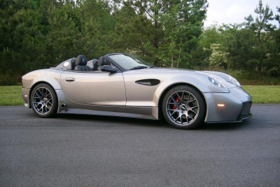 PANOZ RETURNS TO GORDON MCCALL'S MOTORWORKS REVIVAL