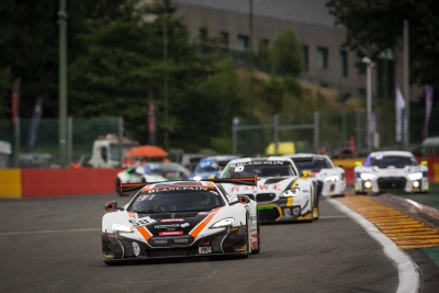 PARENTE TAKES WIN NUMBER FIVE IN AMERICA AS THE 650S GT3 FIGHTS HARD IN THE TOTAL 24 HOURS OF SPA