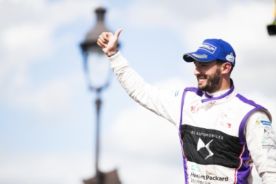 Home Podium Delight In Paris For DS Virgin Racing