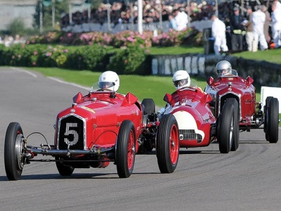 EX-SCUDERIA FERRARI WORKS ALFA ROMEO TIPO B P3 LEADS EARLY ENTRIES FOR RM SOTHEBY'S PARIS SALE