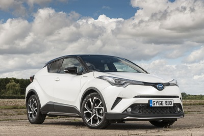 Parkers.Co.UK Awards Toyota C-Hr New Car Of The Year 2018