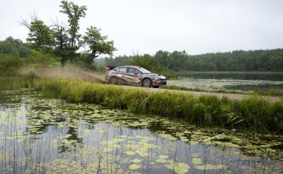 Travis Pastrana Wins The Ojibwe Forests Rally, Narrowly Edges Out Teammate David Higgins For 2017 ARA Championship Title