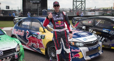 TRAVIS PASTRANA TO COMPETE IN RED BULL GLOBAL RALLYCROSS LOS ANGELES