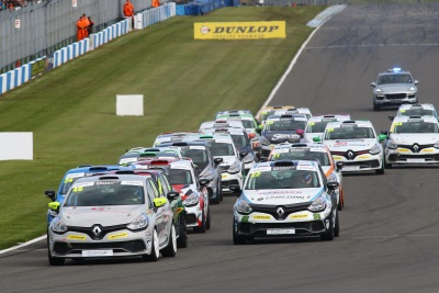 Pattison Moves To WDE Motorsport For 2017 Renault UK Clio Cup Title Assault