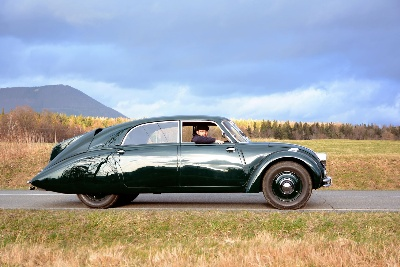 TATRA UNSEEN FOR DECADES BEGINS LONG JOURNEY FROM CZECH REPUBLIC TO PEBBLE BEACH